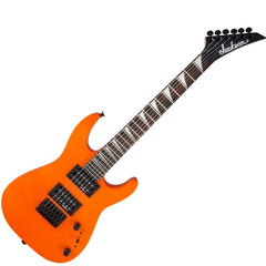 Jackson JS1X JS Series Dinky Minion - Neon Orange