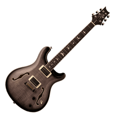 PRS SE Hollowbody II - Charcoal Burst - 2020