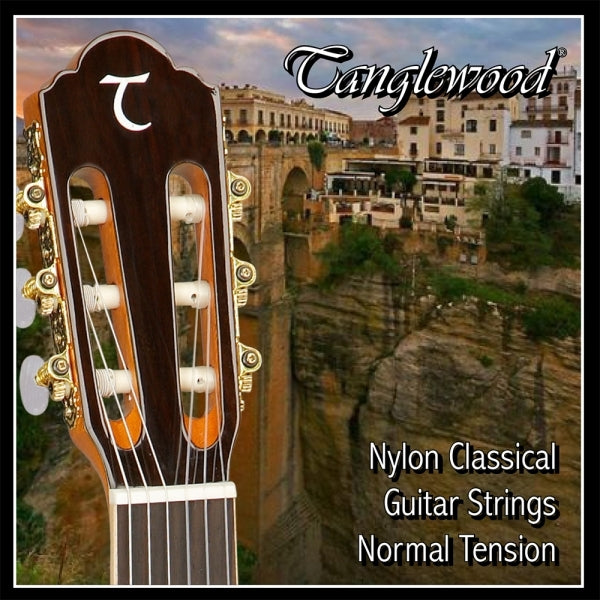 Nylon Classical Guitar Strings - Normal Tension