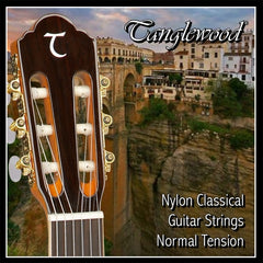 Tanglewood Nylon Classical Guitar Strings - Normal Tension