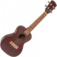 Laka VUC5CH Concert Ukulele with Bag - Chocolate