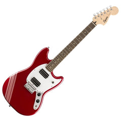 Squier FSR Bullet Competition Mustang HH - Candy Apple Red