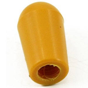 All Parts Les Paul Switch Tip - Amber - 1 Pack - SK-0040-022