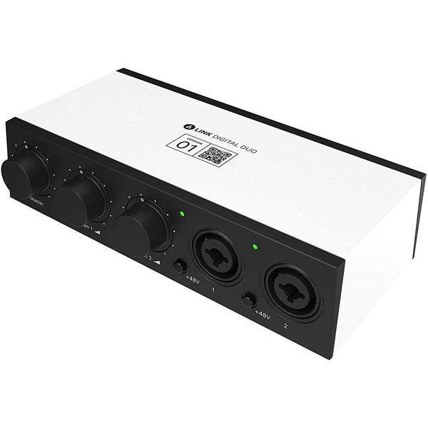 BandLab Link Digital Duo - Audio Interface for Home Studios