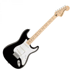 Squier Affinity Stratocaster Electric Guitar - Black - MN