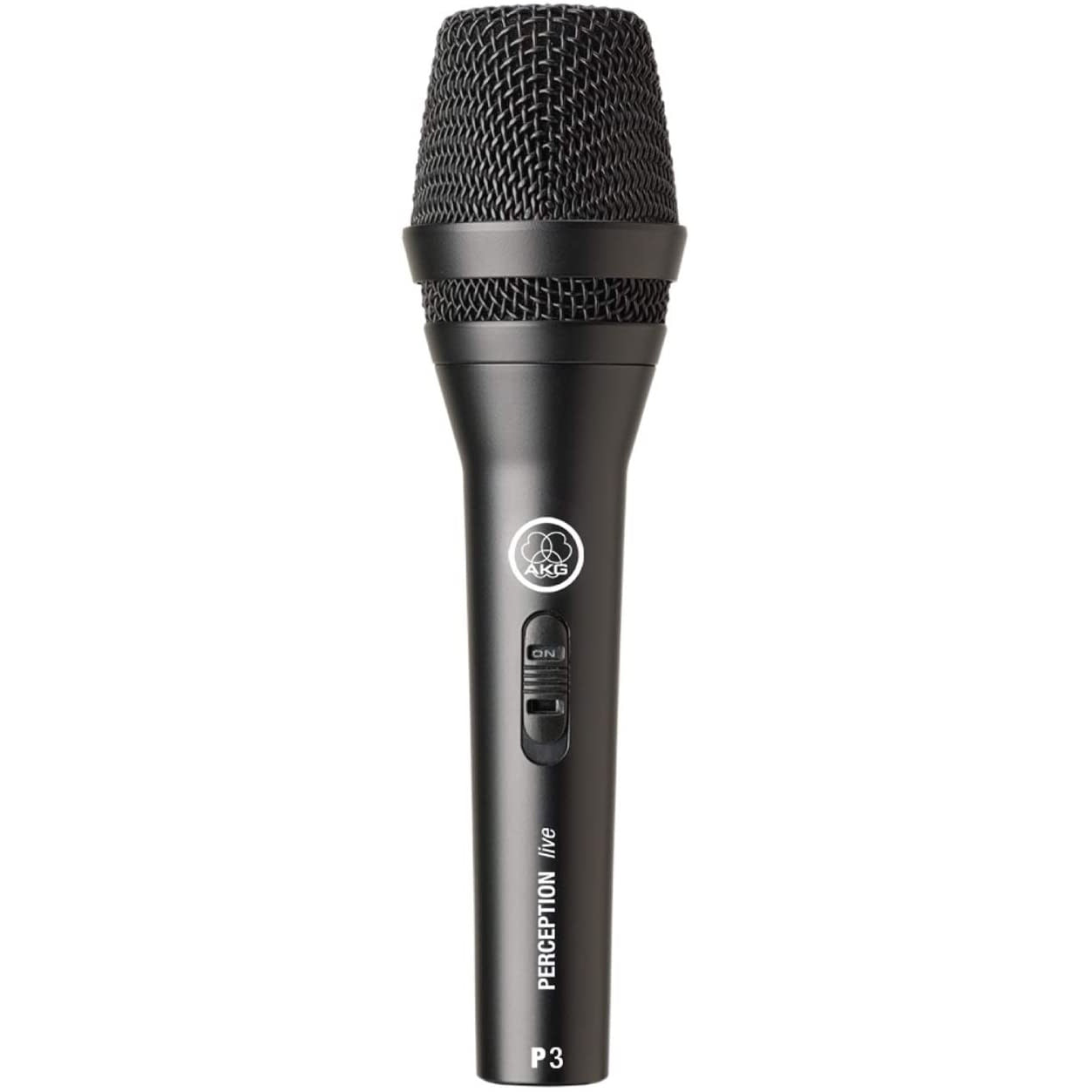 AKG P3S Perception High Performance Dynamic Vocal Microphone