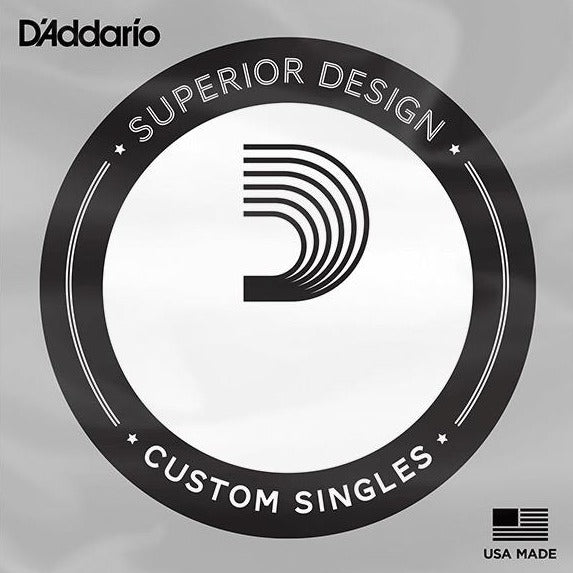 D'Addario XL Nickel Round Wound Bass Single String