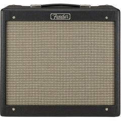 Fender Blues Junior IV 15 Watt Valve Combo Amplifier Black