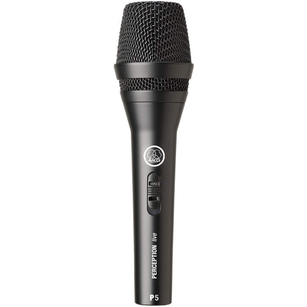 AKG P5S Perception High Performance Dynamic Vocal Microphone