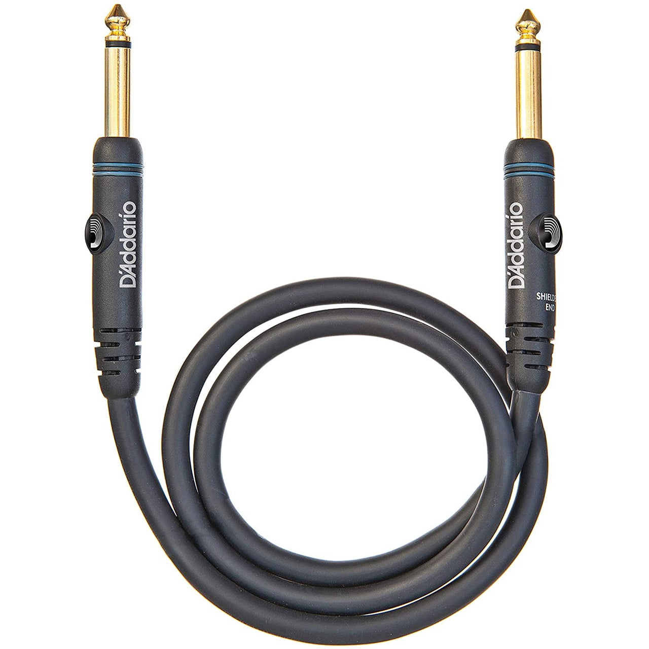 D'Addario Custom Series Patch Cable - 6inches (15cm)