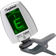 Tanglewood TCT1 Clip on Tuner for Guitar / Ukulele / Banjo / Mandolin