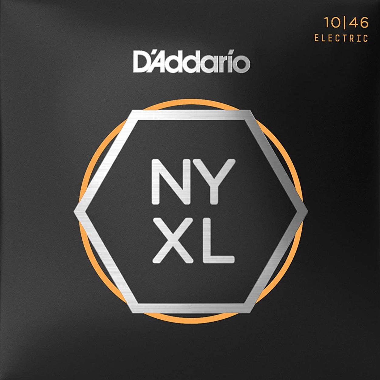 D'Addario NYXL1046 Electric Guitar Strings - Regular Light - 10-46