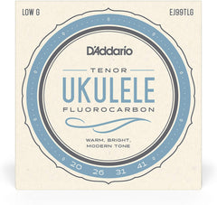 D'Addario EJ99TLG Pro-Arté Carbon Ukulele Strings - Tenor Low G