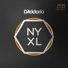 D'Addario NYXL50105 - Set Long Scale - Medium - 50-105