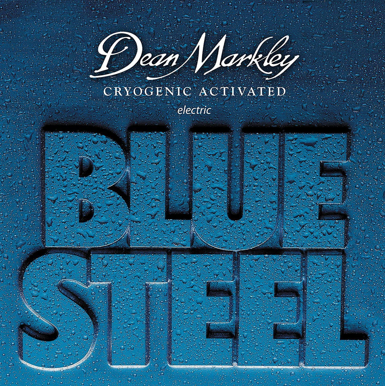 Dean Markley Blue Steel Electric Guitar Strings - Regular Light - 10-46
