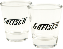 Gretsch Guitars Logo Shot Glasses Set - 2 Pack