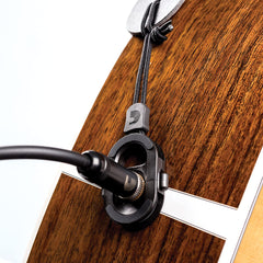 D'Addario Acoustic Cinch Fit - Endpin Jack Socket Strap Lock