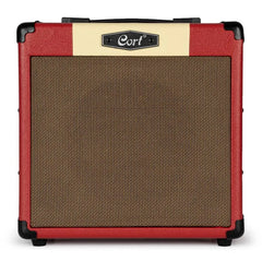 Cort CM15R Electric Guitar Amp with Reverb - Dark Red