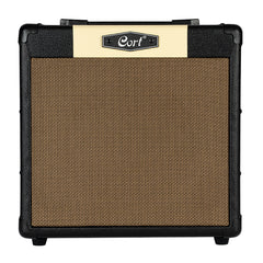 Cort CM15R Electric Guitar Amp with Reverb - Black