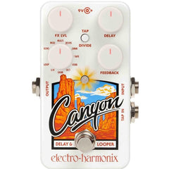 Electro-Harmonix Canyon - Delay and Looper Effects Pedal