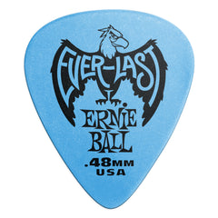 Ernie Ball .48mm Blue Everlast Picks 12 Pack