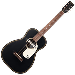 Gretsch G9520E Gin Rickey Electro Acoustic with Soundhole Pickup - Smokestack Black