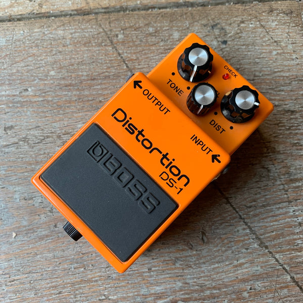Boss Distortion DS-1 Effect Pedal - Pre-Owned