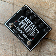 Electro-Harmonix Metal Muff Fuzz Effect Pedal Pre-Owned