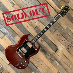 Gibson SG Standard 2004 - Heritage Cherry - Original Hard Shell Case - Pre Owned