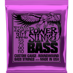Ernie Ball Power Slinky Bass Guitar Strings 55-110