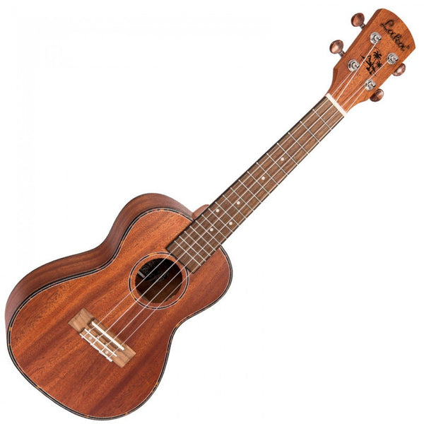 Laka VUC40 Concert Ukulele with Bag - Mahogany
