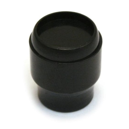 All Parts Telecaster Switch Tip - Black - 1 Pack