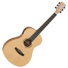Tanglewood DBT-PE-HR Discovery Parlour Electro Acoustic Guitar - Natural