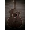 Tanglewood DBT-SFCE-AEB Discovery Exotic Super Folk Electro Acoustic Guitar - Ebony