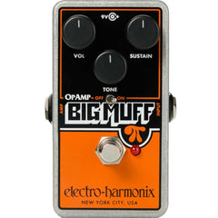 Electro-Harmonix OP-Amp Big Muff Distortion Pedal