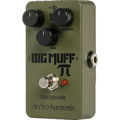 Electro-Harmonix Green Russian Big Muff Distortion/ Sustainer Pedal