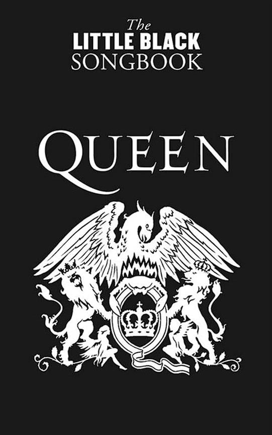 THE LITTLE BLACK SONGBOOK: Queen