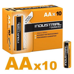 Duracell Industrial AA Battery Box - 10 Pack