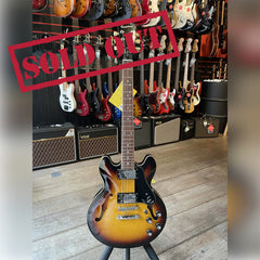 Epiphone ES-339 - Vintage Sunburst with Gig Bag - Pre Owned