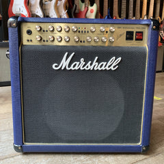 Marshall 1992 6101 30th Anniversary Valve Combo Amp - Blue - Pre Owned