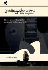 The JustinGuitar.com Rock Song Book