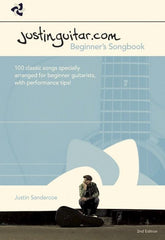 The JustinGuitar.com Beginners Songbook 2nd Edition