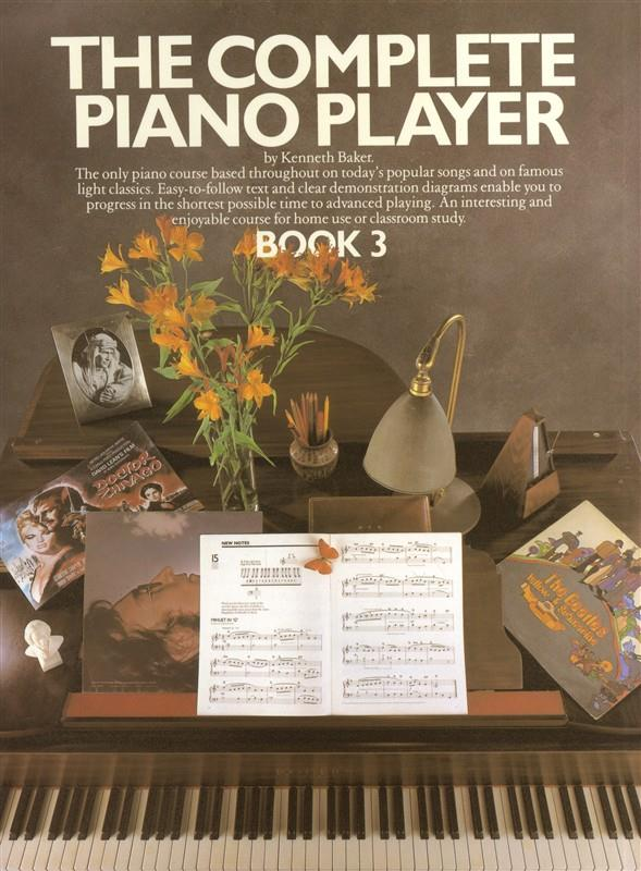 The Complete Piano Player: Book 3