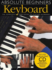 Absolute Beginners: Keyboard (Book/DVD)