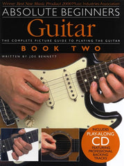 Absolute Beginners: Guitar - Book Two