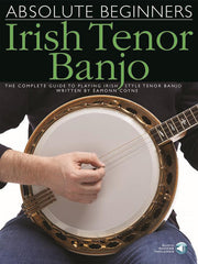 Absolute Beginners: Irish Tenor Banjo (Book/Audio Download)