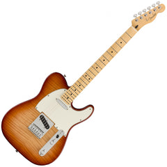 Fender Limited Edition Player Telecaster Plus Top - Sienna Sunburst