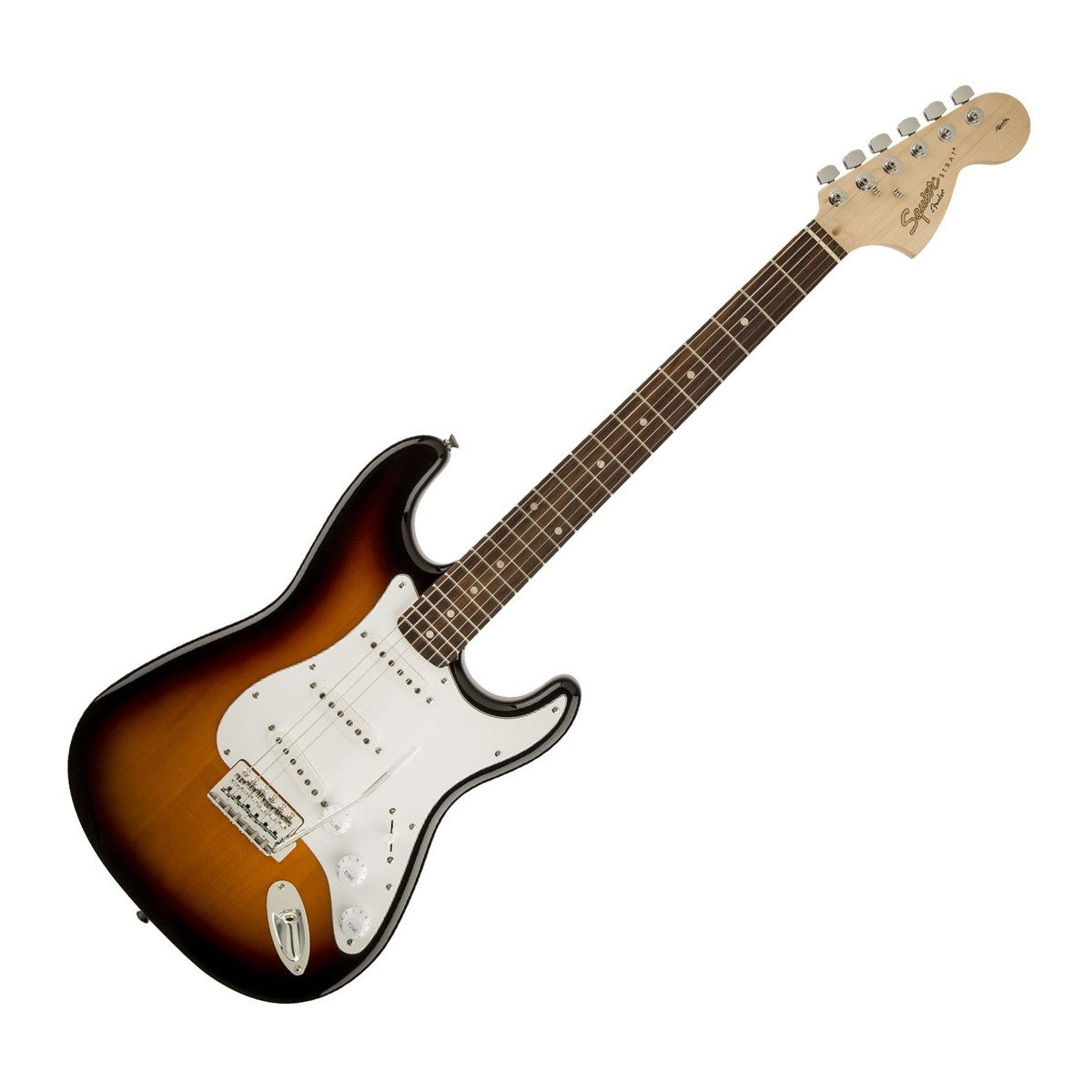 Squier Affinity Stratocaster - Brown Sunburst