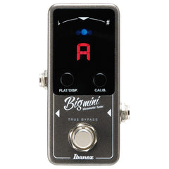 Ibanez BIG MINI Chromatic Pedal Tuner - True Bypass