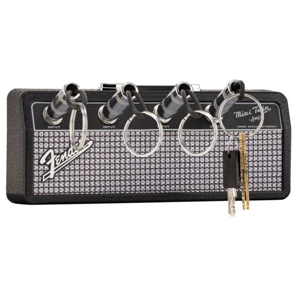 Fender Amp 'Jack Rack' Keychain Holder
